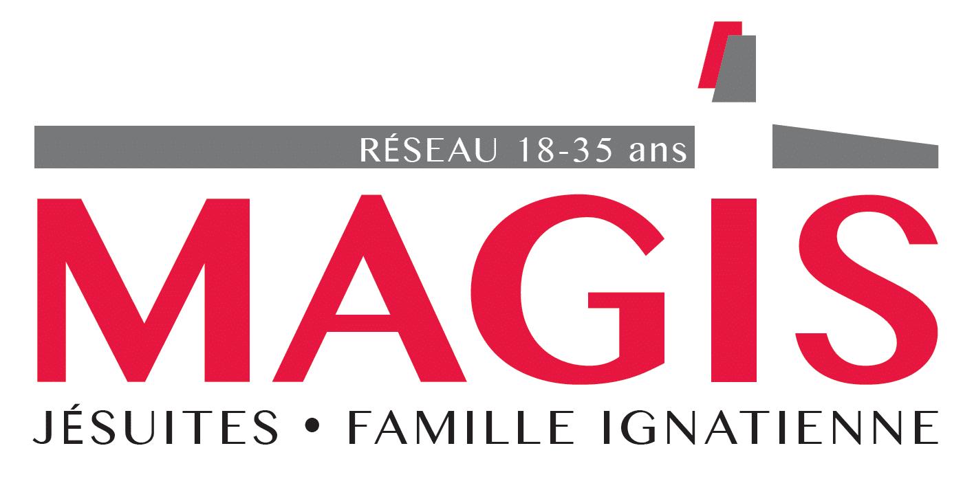 Logo Magis, réseau 18-35 ans, Jésuites et famille ignatienne
