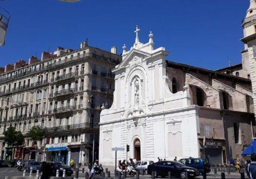 Eglise Saint Ferréol-Les Augustins à Marseille